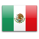 country flag of MX